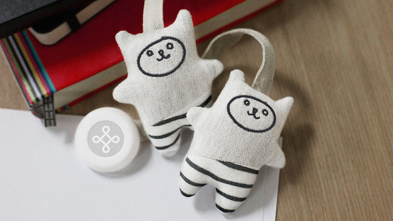This Cute, Baby-Temperature-Sensing Toy Is An Example Of Wearable Tech Done Right