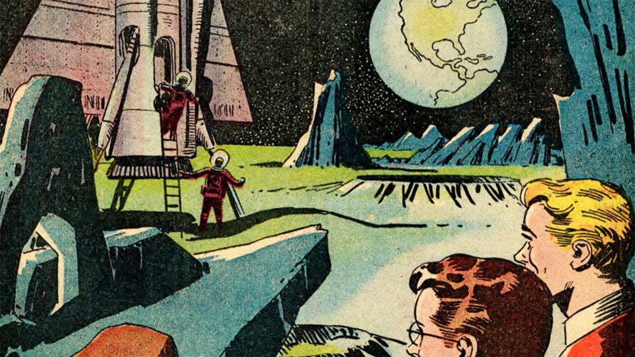 General Electric And Wattpad Combine Modern Science With Old School Sci-Fi Comics
