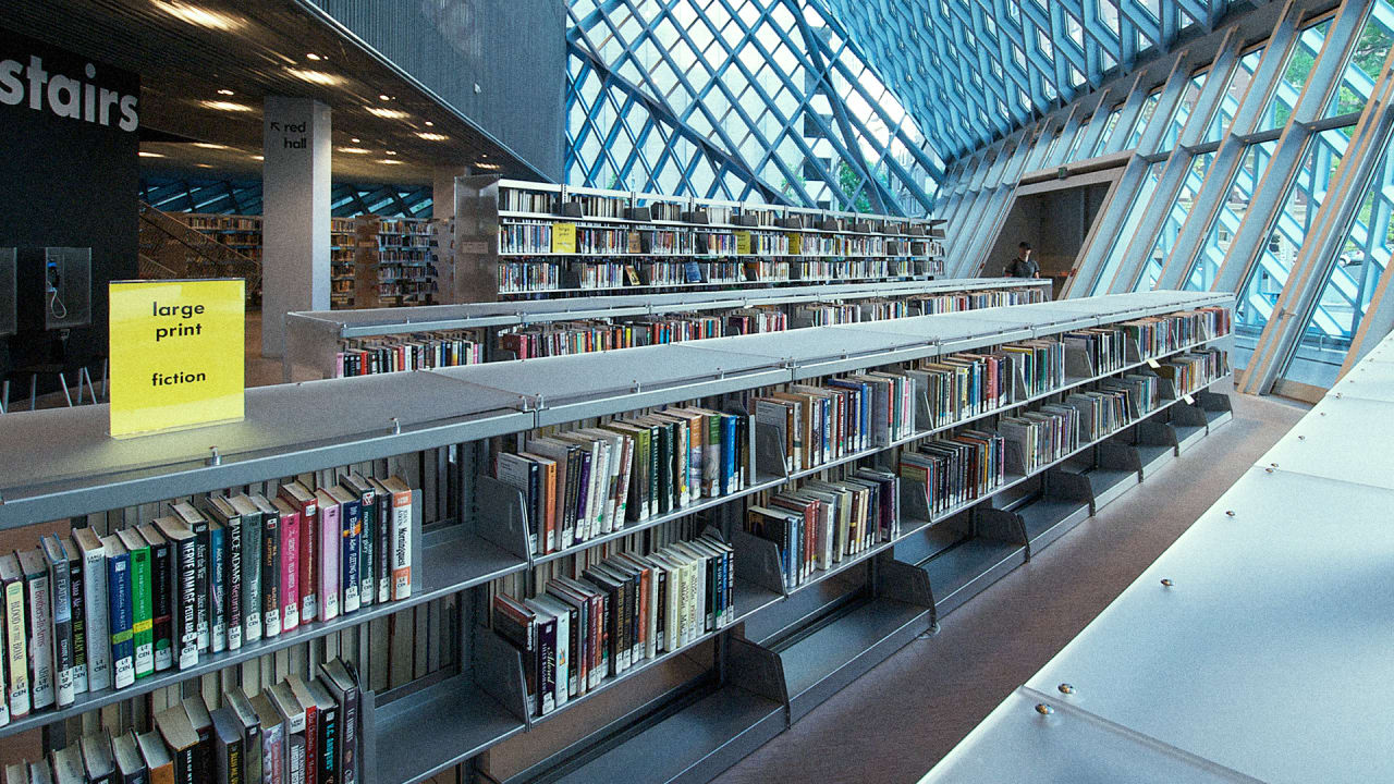 the future of libraries is collaborative  robotic  and participatory