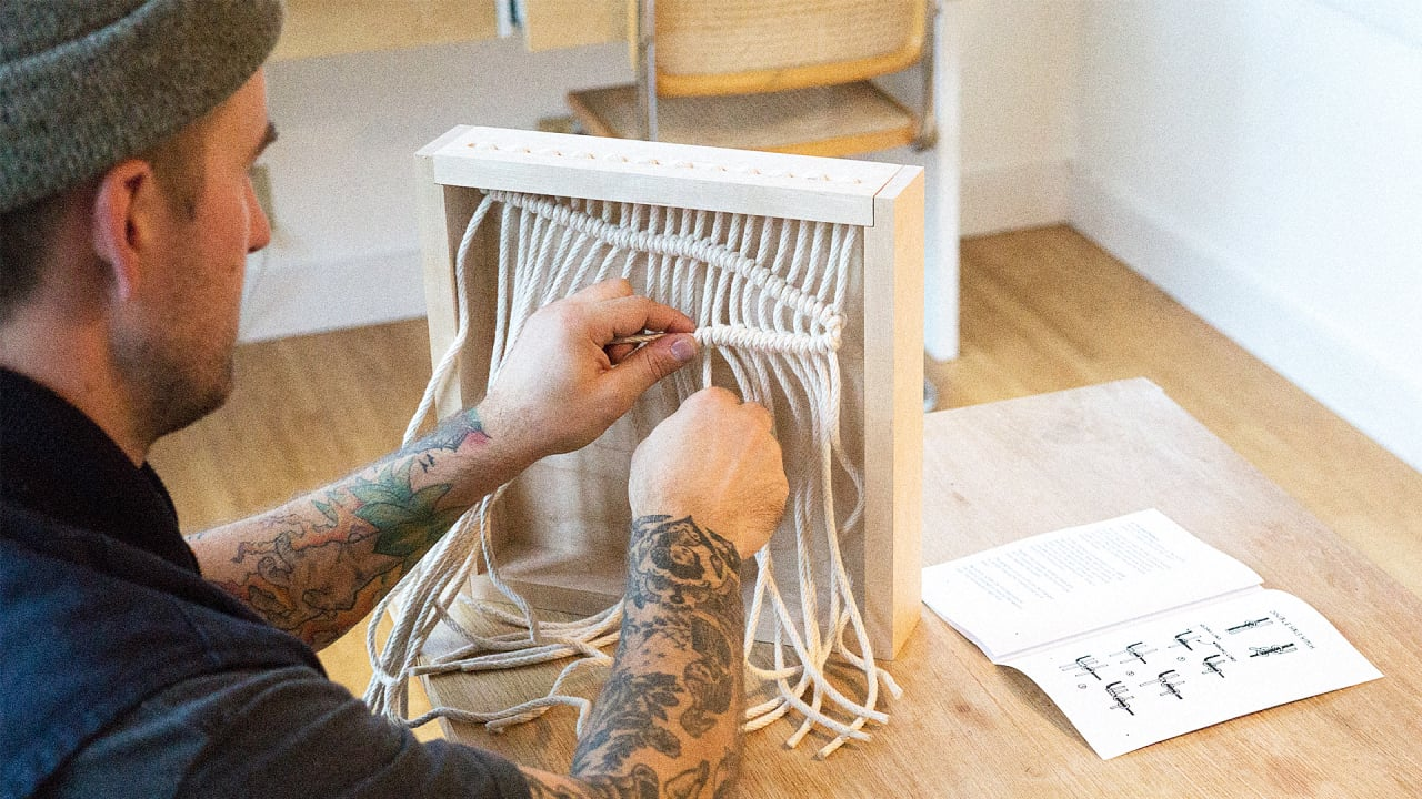 Afraid Of DIY? These Kits Are Designed To Turn Anyone Into A Craftsperson