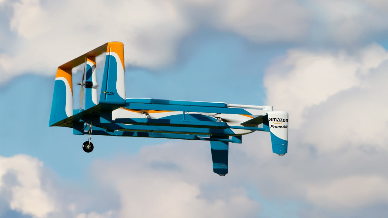 Amazon Unveils Teaser Ad For Its Prime Air Drone Delivery Service
