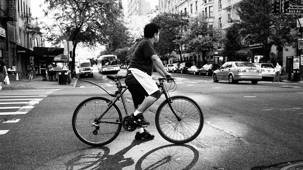 How Far Can You Get In 5 Minutes On A Bike? This App Will Tell You