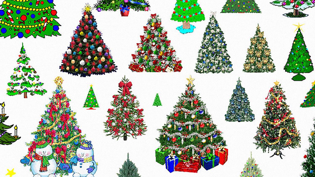 The Oddball, Nostalgia-Inducing Christmas Tech Art Of The 1980s And 19
