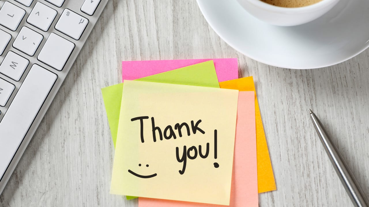 Here Are Some Surprising Benefits Of Gratitude At Work