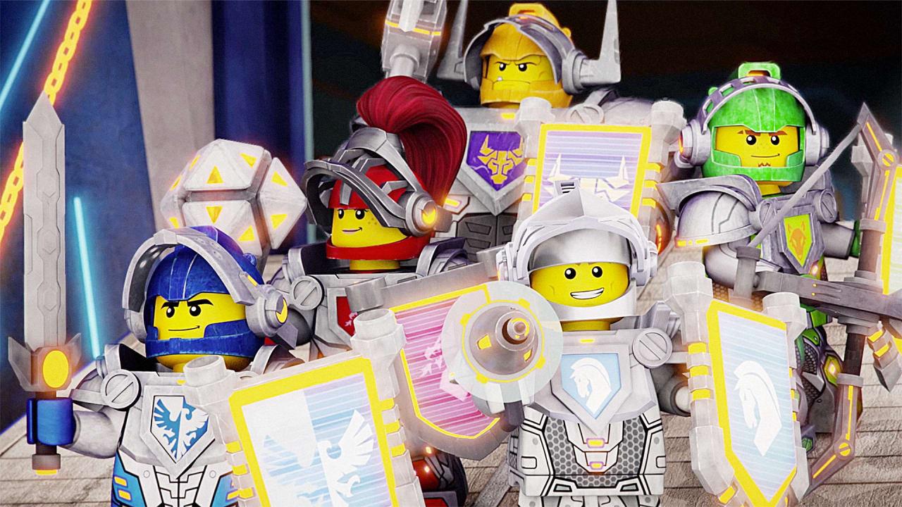 How Nexo Knights Became Lego's Latest Blockbuster Original Creation
