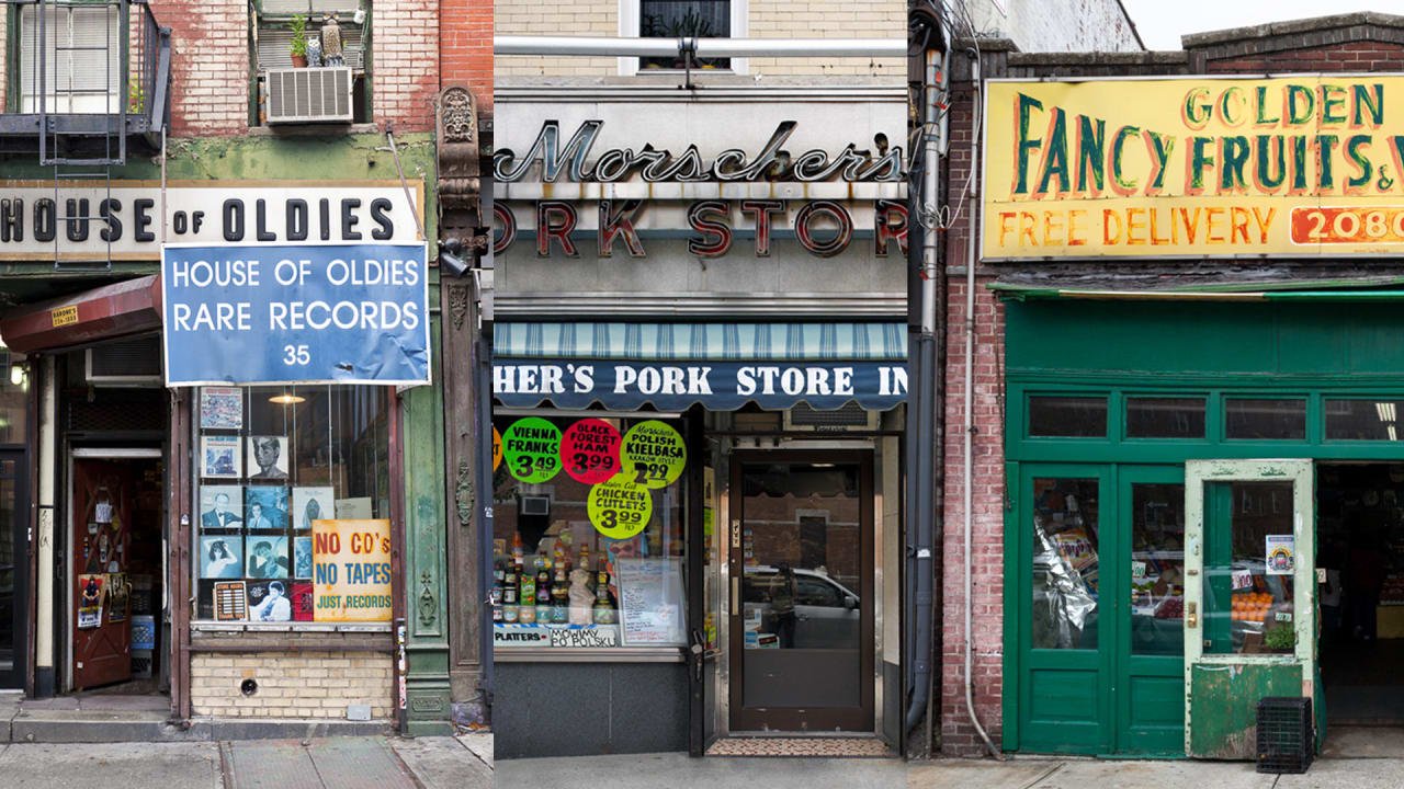 These Photos Show New York's Disappearing Mom-And-Pop Stores