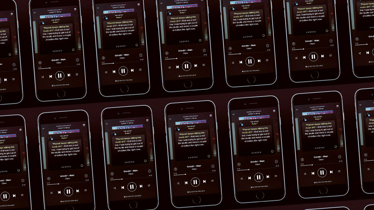 Spotify Teams Up With Genius For Behind The Lyrics Playlists