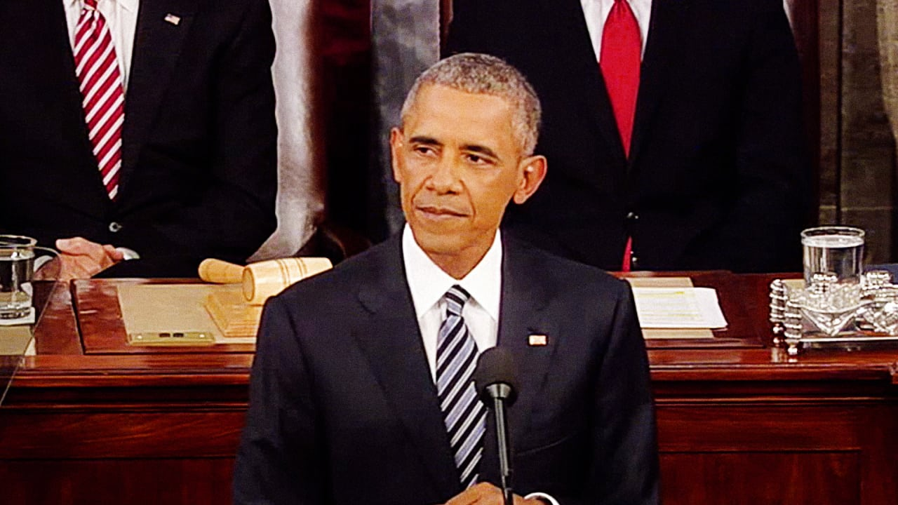 Amazon Is Streaming Every Obama State Of The Union Address Free