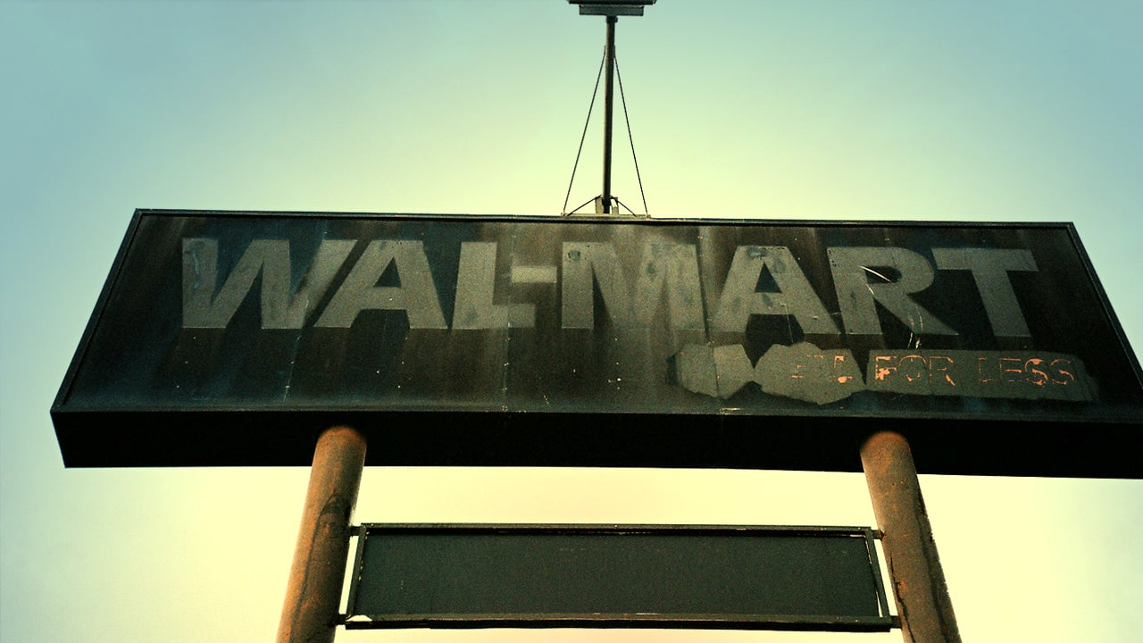 This Is What It Looks Like When Walmart Tries To Get Its Mojo Back