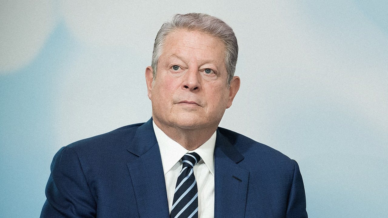 Al Gore Is Feeling Hopeful For The Future Of The Planet