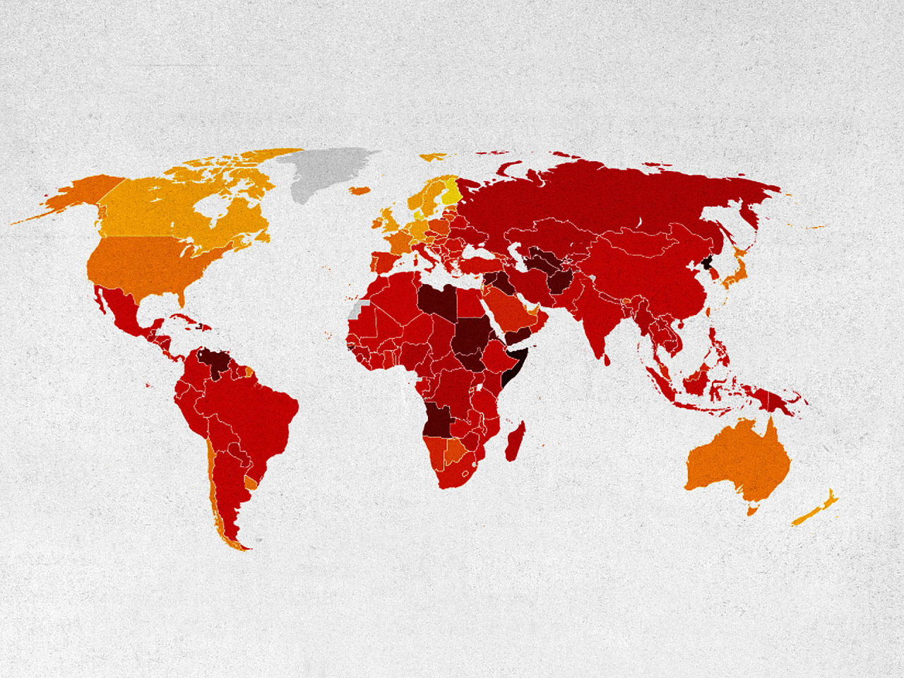 Most Countries Still Have Serious Corruption Problems