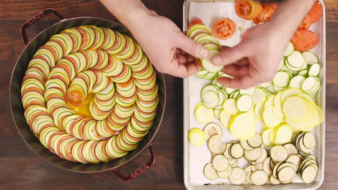 """Finally! This Is How You Make Ratatouille Like Remy From Pixar's """"Ratatouille"""""""