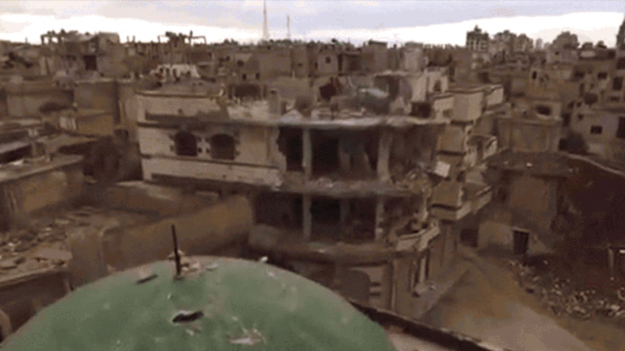 Stunning Drone Footage Shows What's Left In Syria After 5 Years Of War