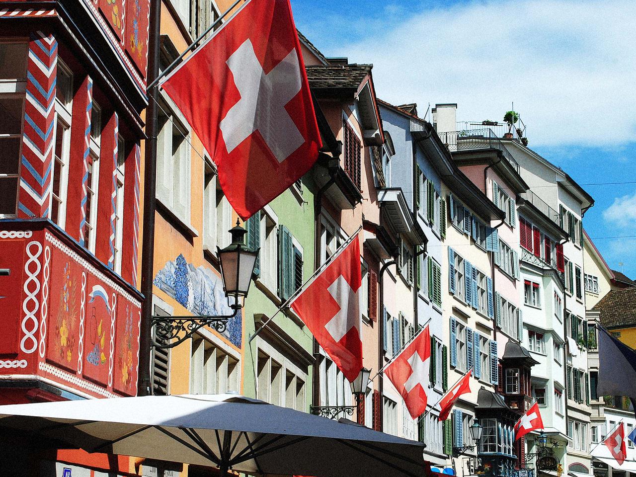 Best Fast Food In Switzerland