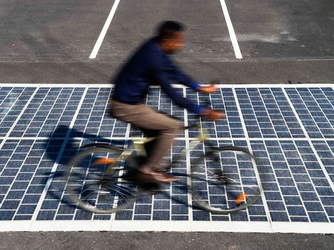 France Plans To Build Hundreds Of Miles Of Solar-Paved Roads