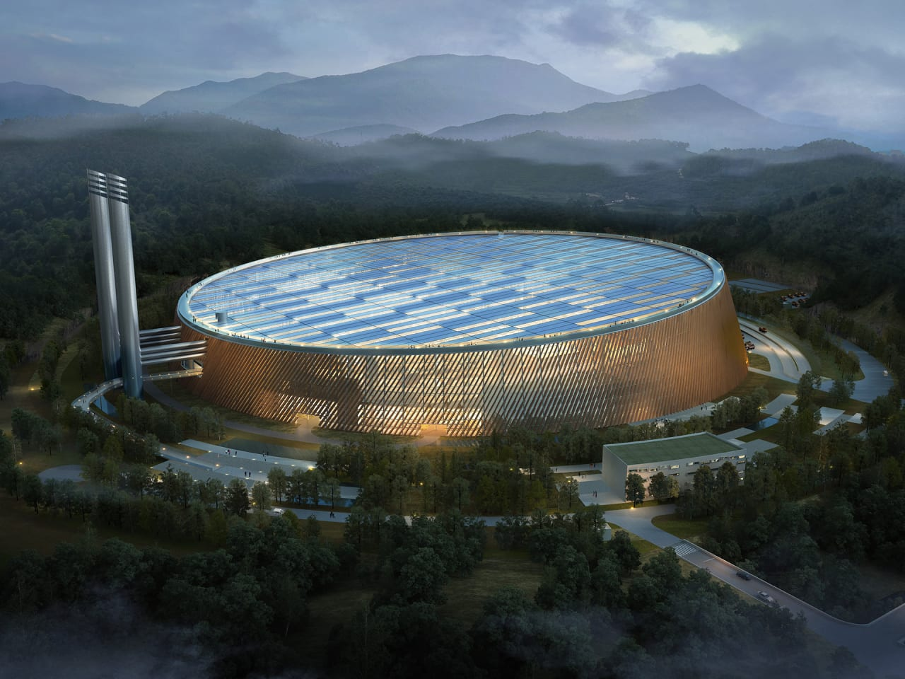 This Massive Waste-To-Energy Plant Will Be The Largest In The World