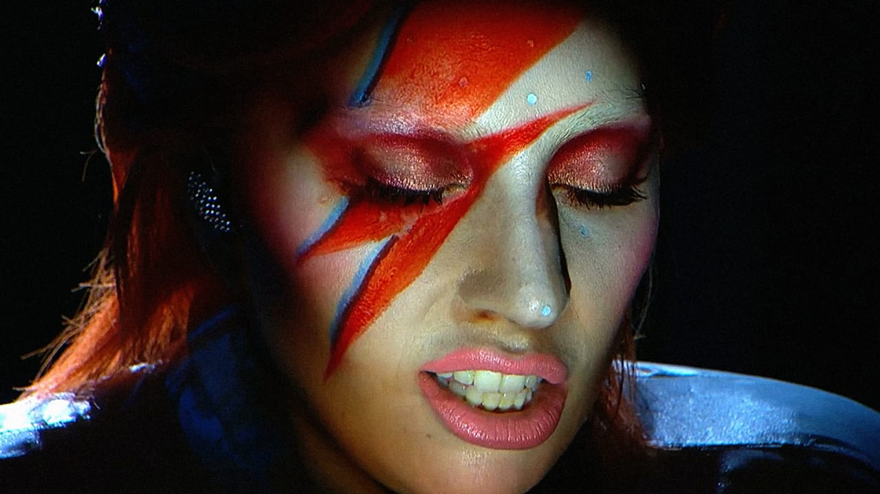 Was Lady Gaga's Intel-Powered Tribute Perfect Brand Content Or Bowie Blasphemy?