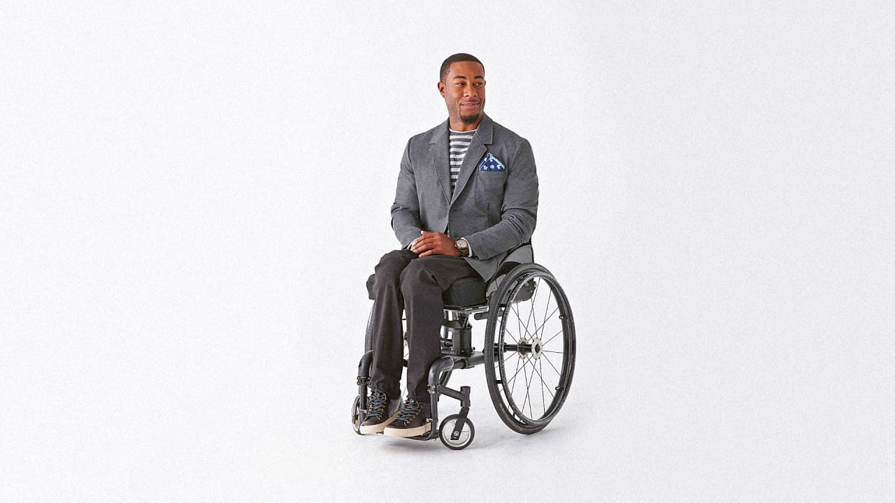 Wheelchair Users Now Have A Clothing Line That Fits Their Needs