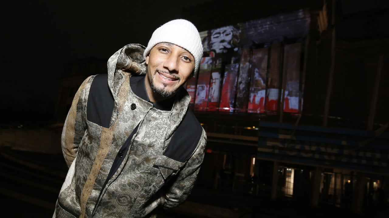 Swizz Beatz And Canon Teamed Up To Bring Unknown Artists To New York's Biggest Museums