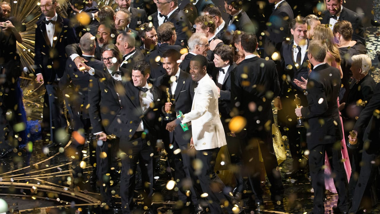 Oscar Acceptance Speeches Are Like Public Speaking 101–And Class Is In Session