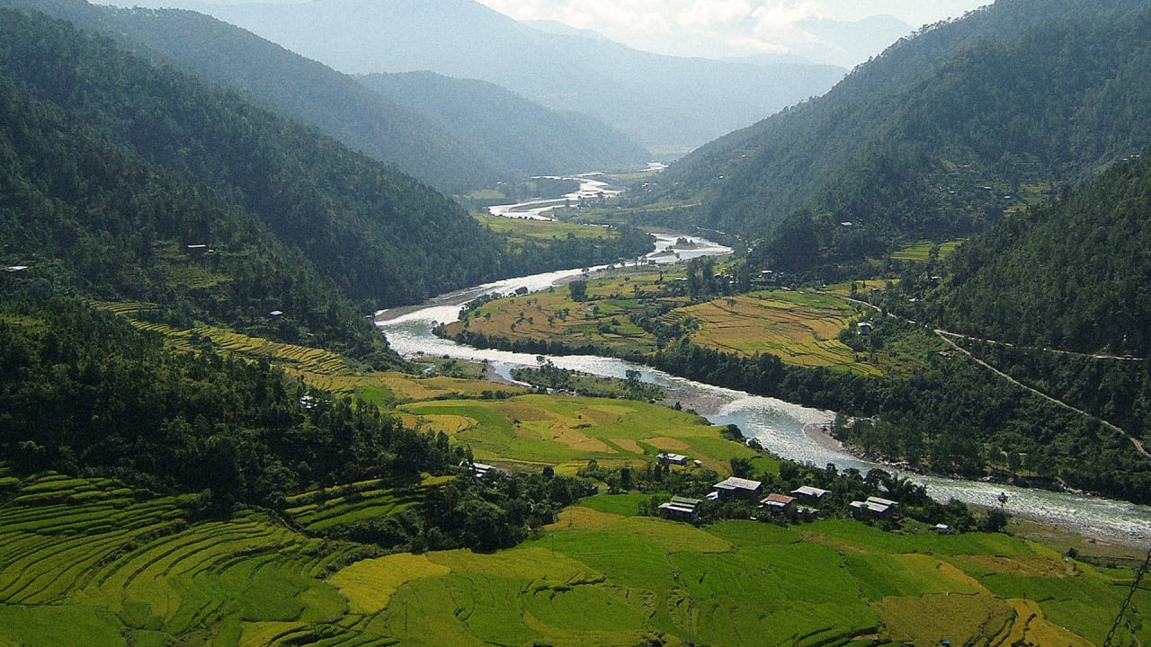 How The Tiny, Poor Country Of Bhutan Became One Of The Most Sustainable Countries On Earth
