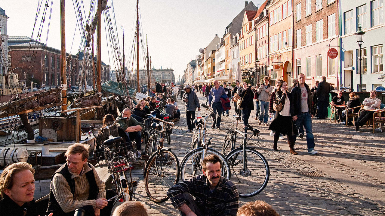 Denmark Tops The List Of The Happiest Countries In The World
