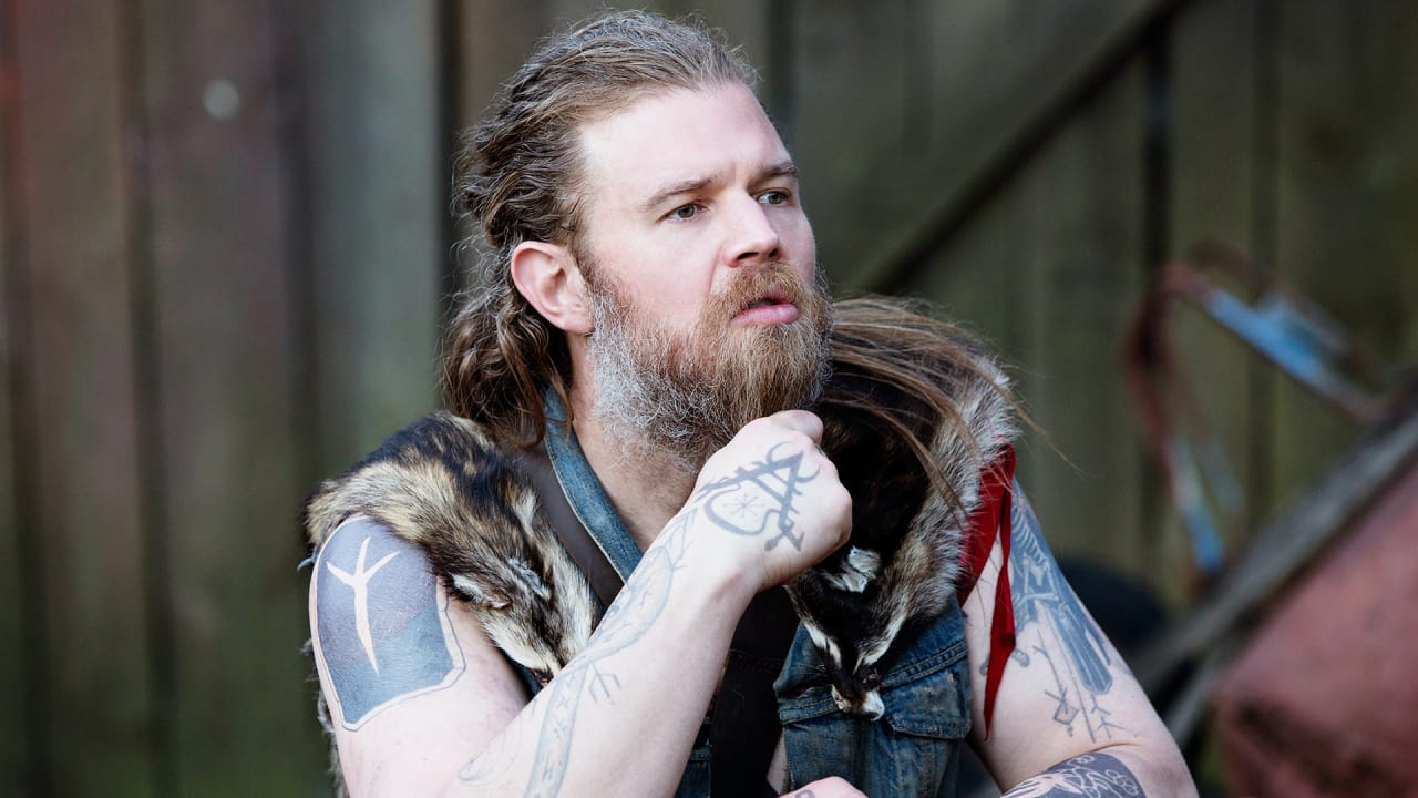 """Outsiders'"" Ryan Hurst On The Importance Of Finding A"