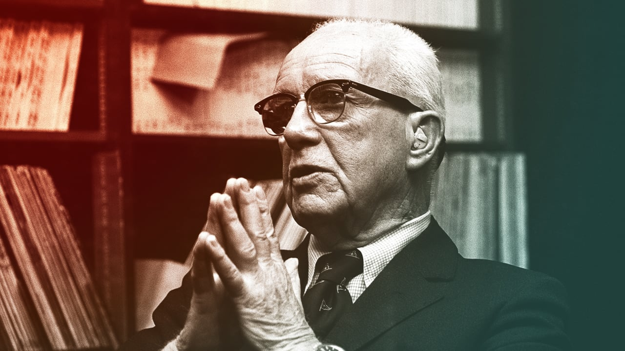 Buckminster Fuller's Ideas Are More Important Now Than Ever