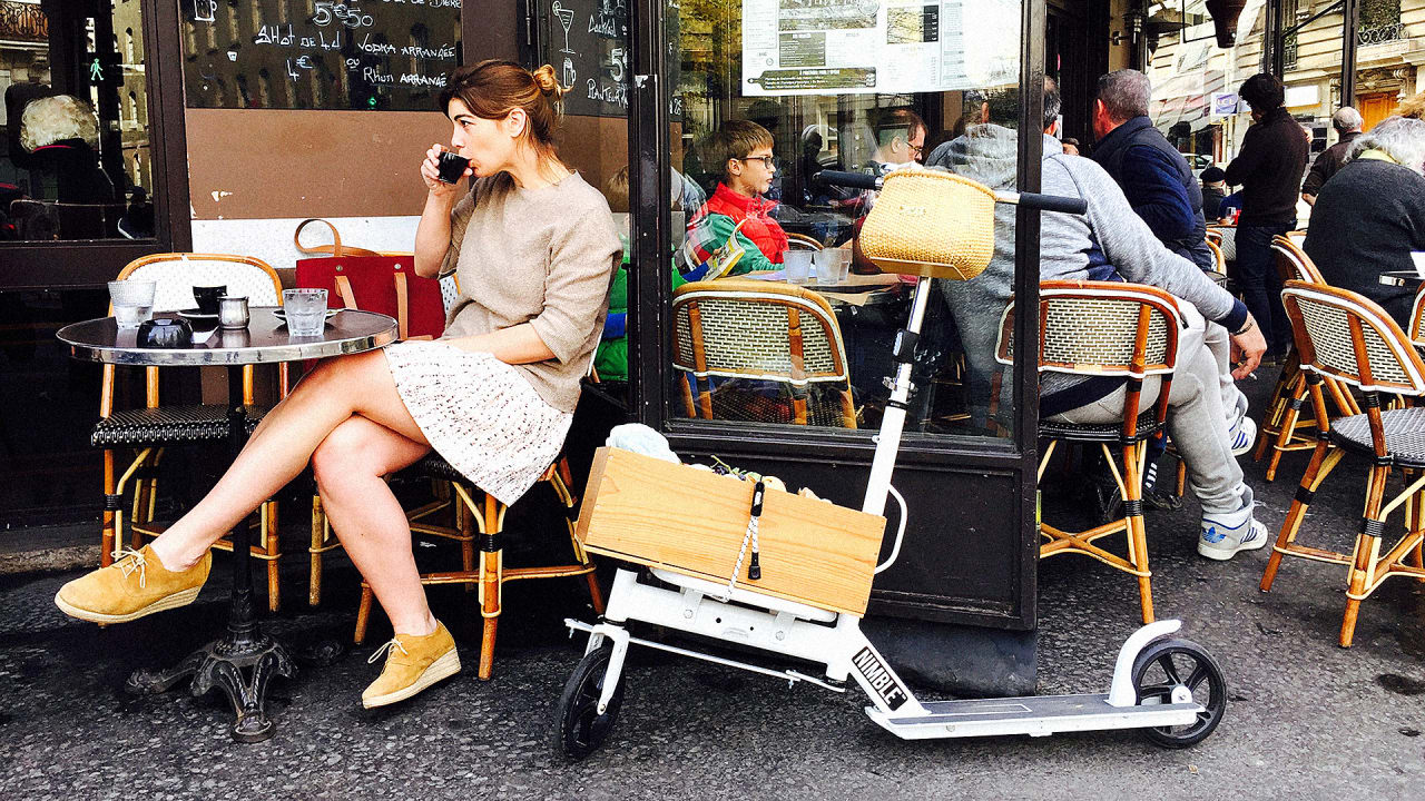 Can This Cargo Scooter Replace Bikes–Or Even Cars–For Short Commutes?