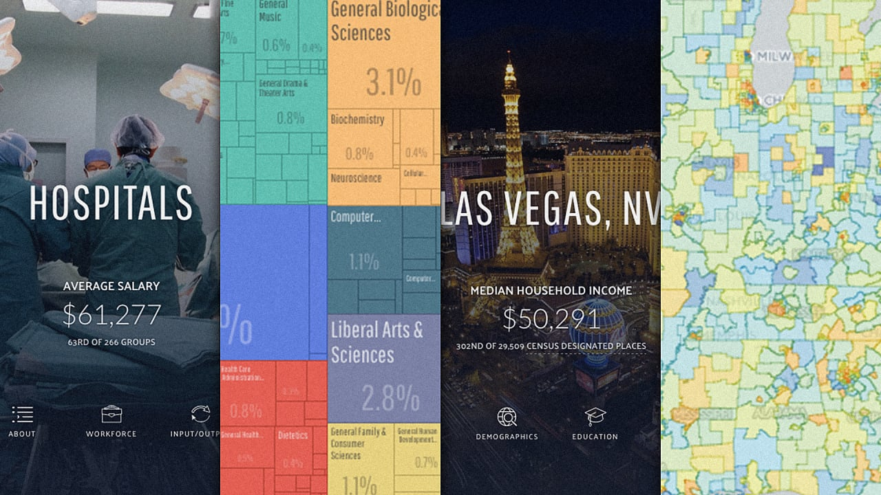 Learn Fascinating Tidbits About Your City, With This Government Data Mining Tool
