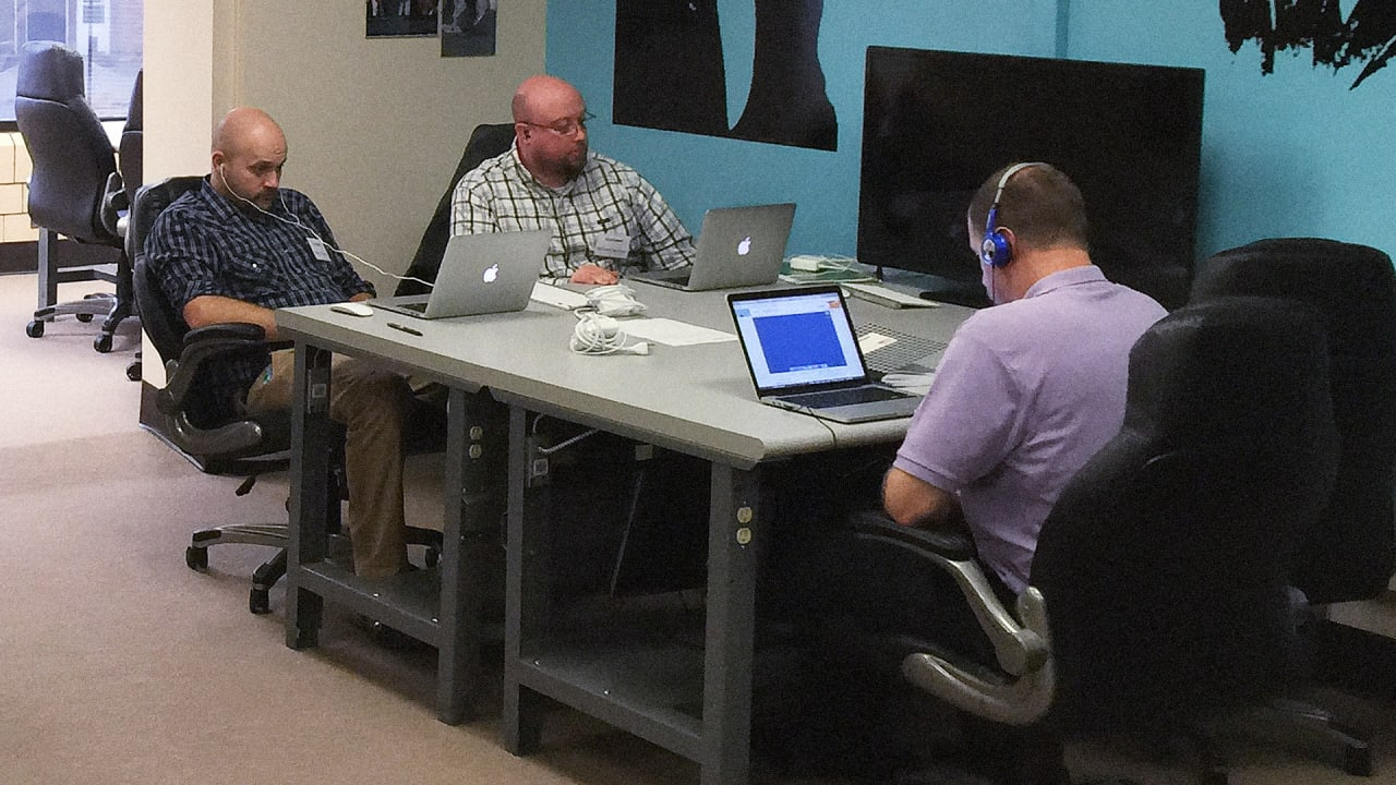 This Kentucky Startup Employs Former Coal Miners And Teaches Them To Code