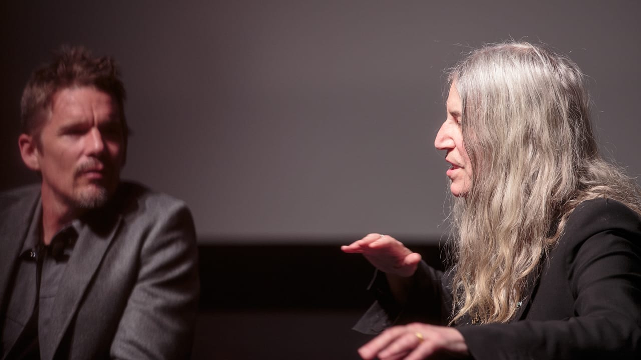 Patti Smith On The Meaning Of Success And The Power Of Improvisation
