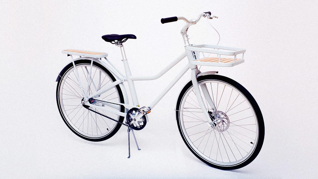 Ikea s new bike is designed to take on cars and yes it for Ikea sladda bike