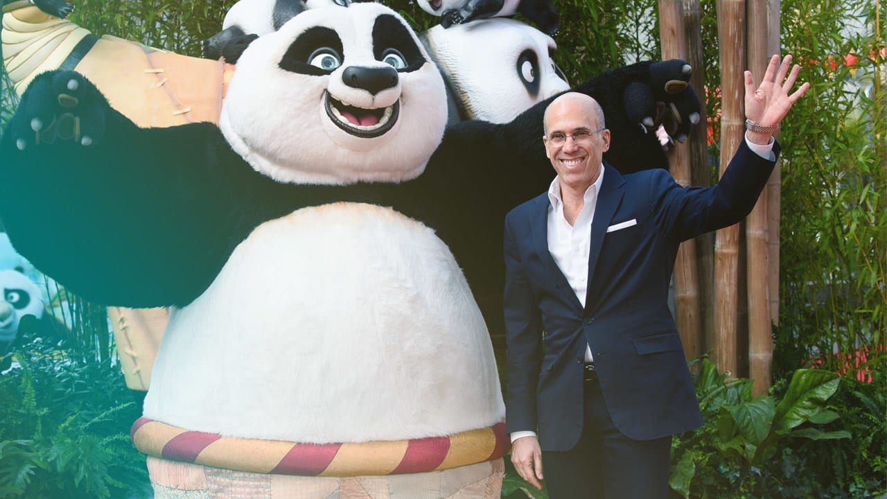 How Jeffrey Katzenberg Created, Built, And Sold DreamWorks Animation