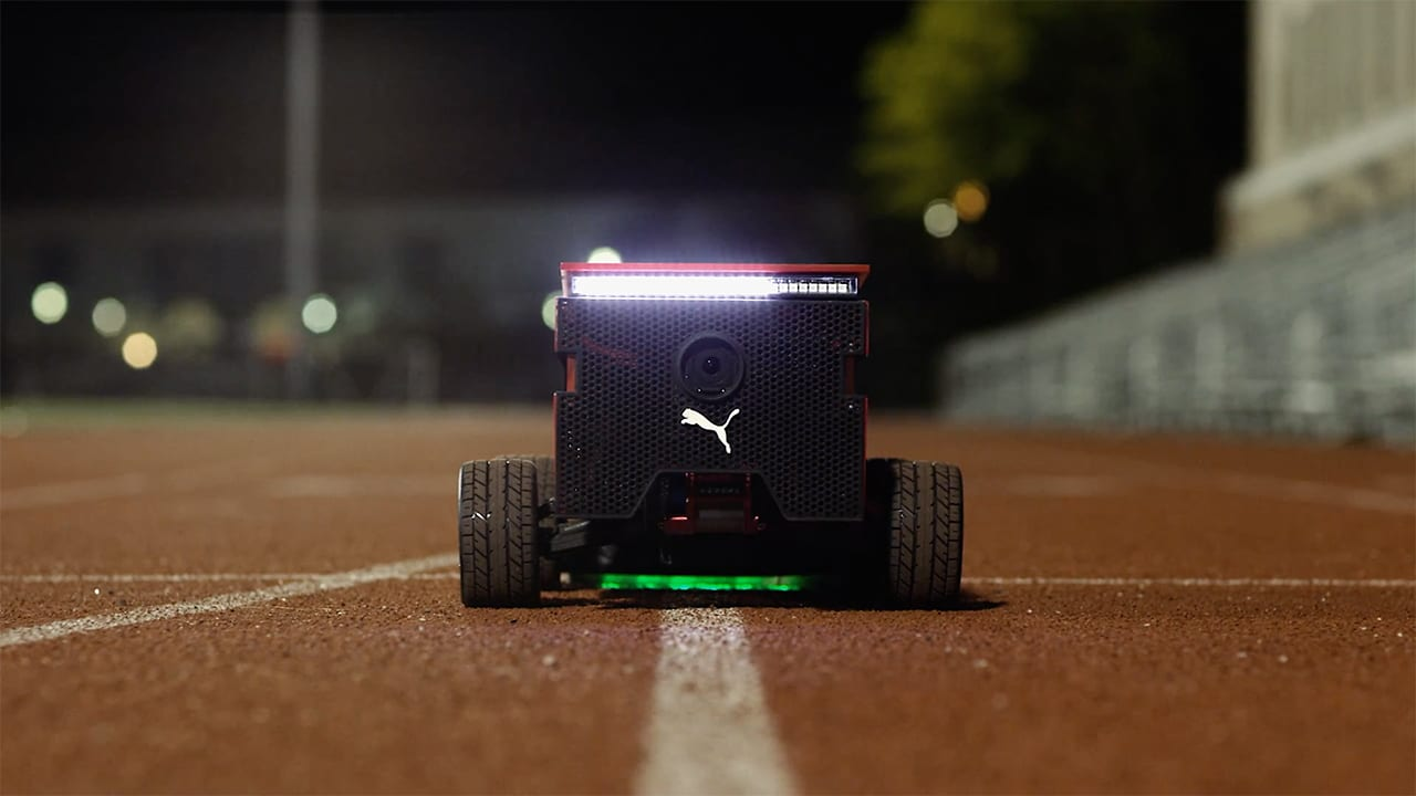 Puma Created A Robot As Fast As Usain Bolt To Make Athletes Better