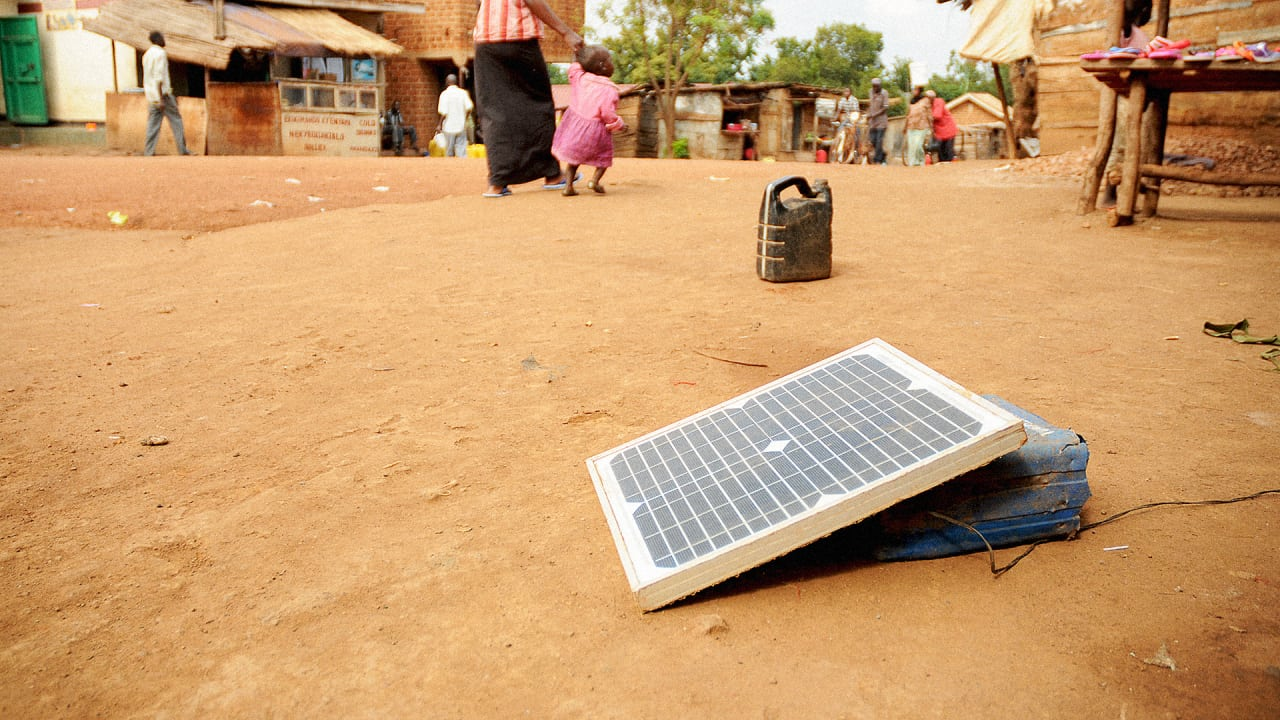 In Off-Grid Regions, Cheap Solar Kits Could Spread As Quickly As Mobile Phones