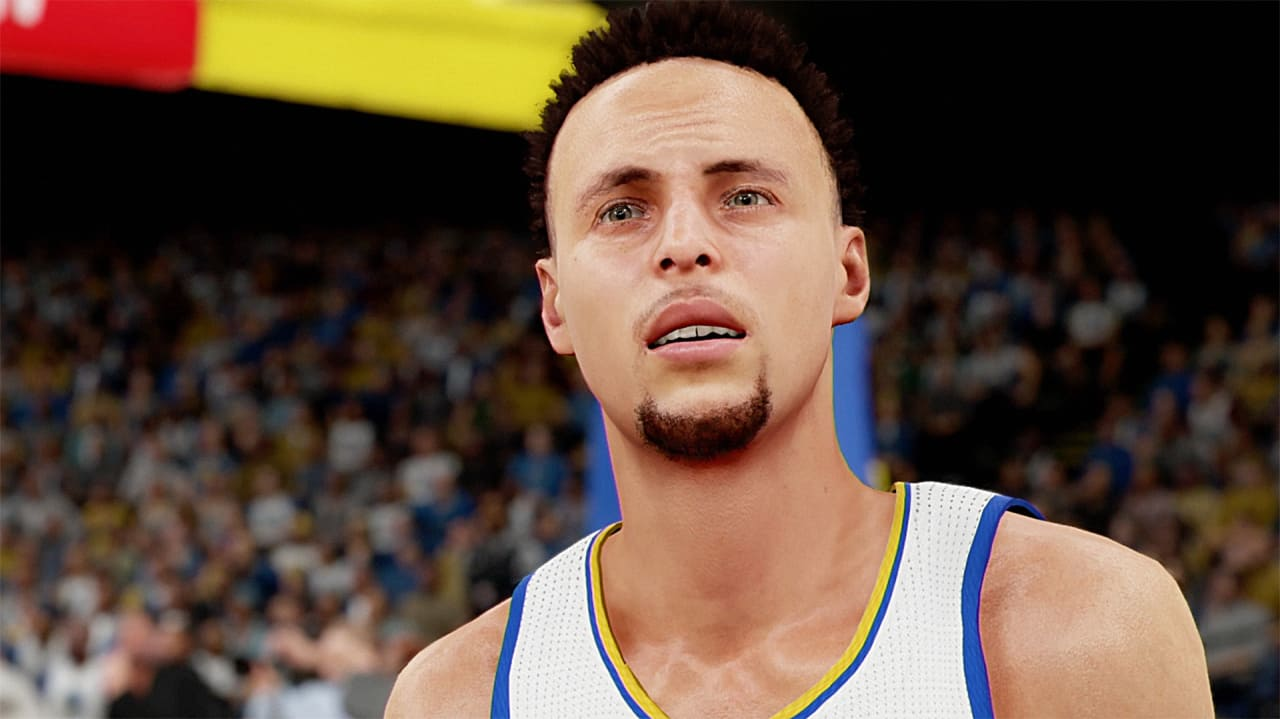 Under Armour Gives Video Game Stephen Curry The MVP Skills Of Real Lif