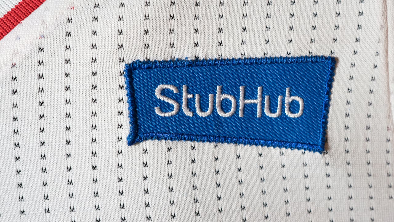 0559508c8b27 Why The Philadelphia 76ers And Stubhub Will Be First To Put A Logo On