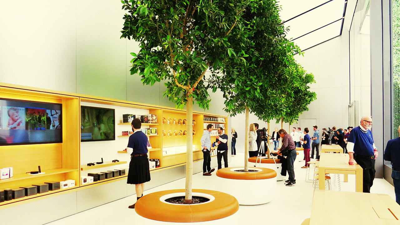 4 Clues About Apple's Future Hidden In Its New San Francisco Store