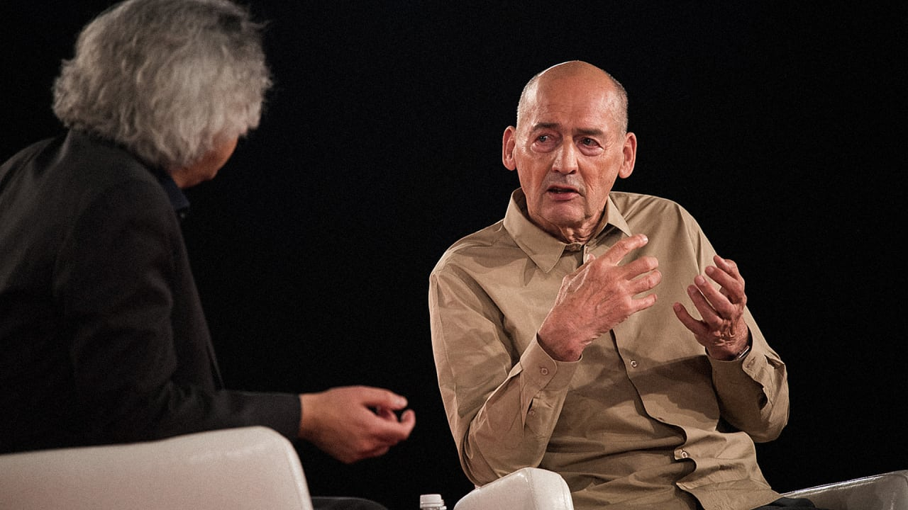 rem koolhaas architecture has a serious problem today. Black Bedroom Furniture Sets. Home Design Ideas