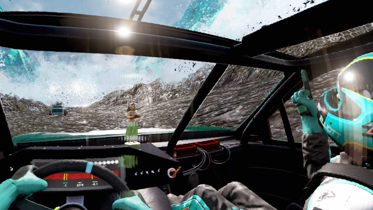 Drive with Dale Earnhardt Jr. In Mountain Dew's New NASCAR VR Experience