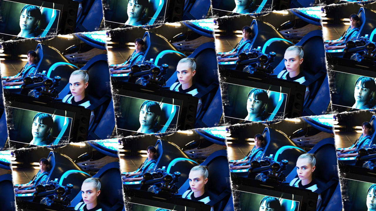 Director Luc Besson Is Using Instagram As A Production Diary