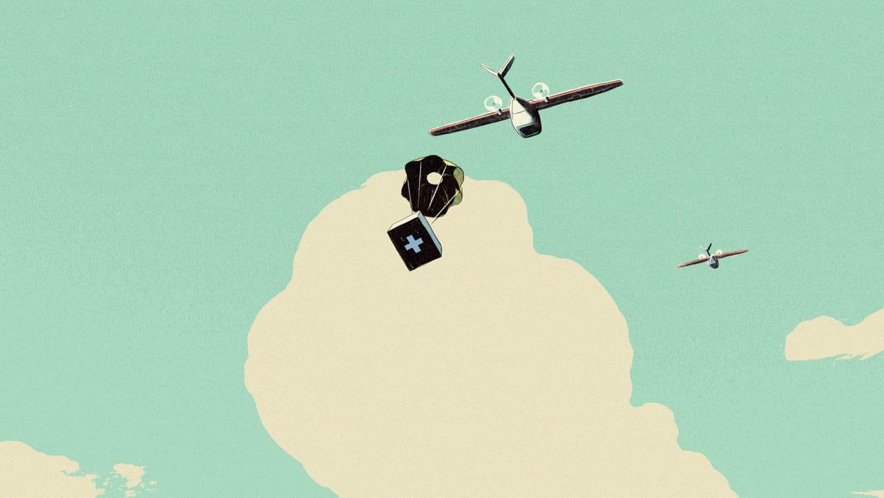 A Life-Saving Drone Takes Off In Rwanda