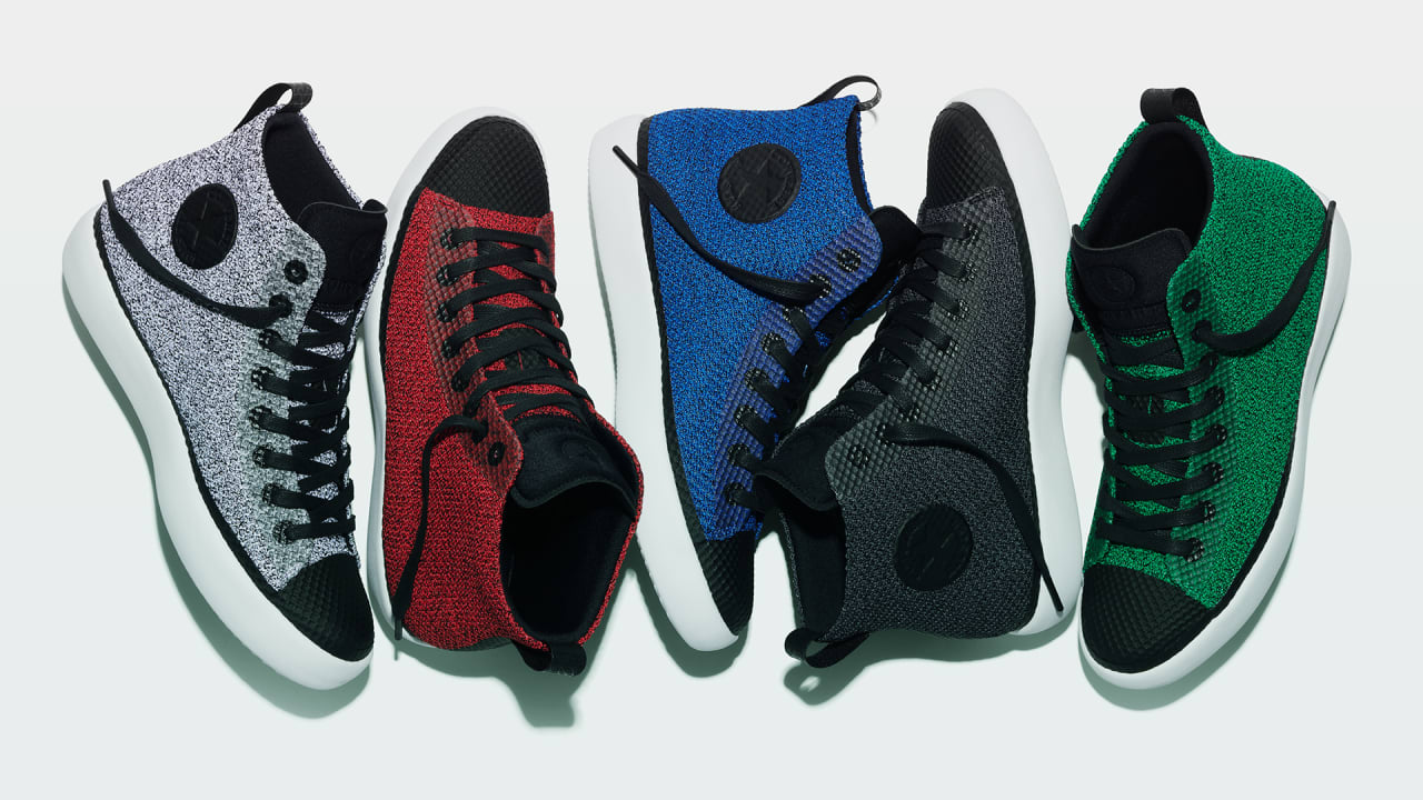ffadf175afd4 Converse Debuts A Totally Reimagined All Star Sneaker