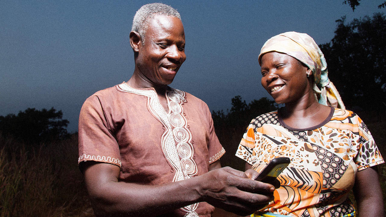 How Rain Forecasting Via Text Can Help Farmers In The Developing World