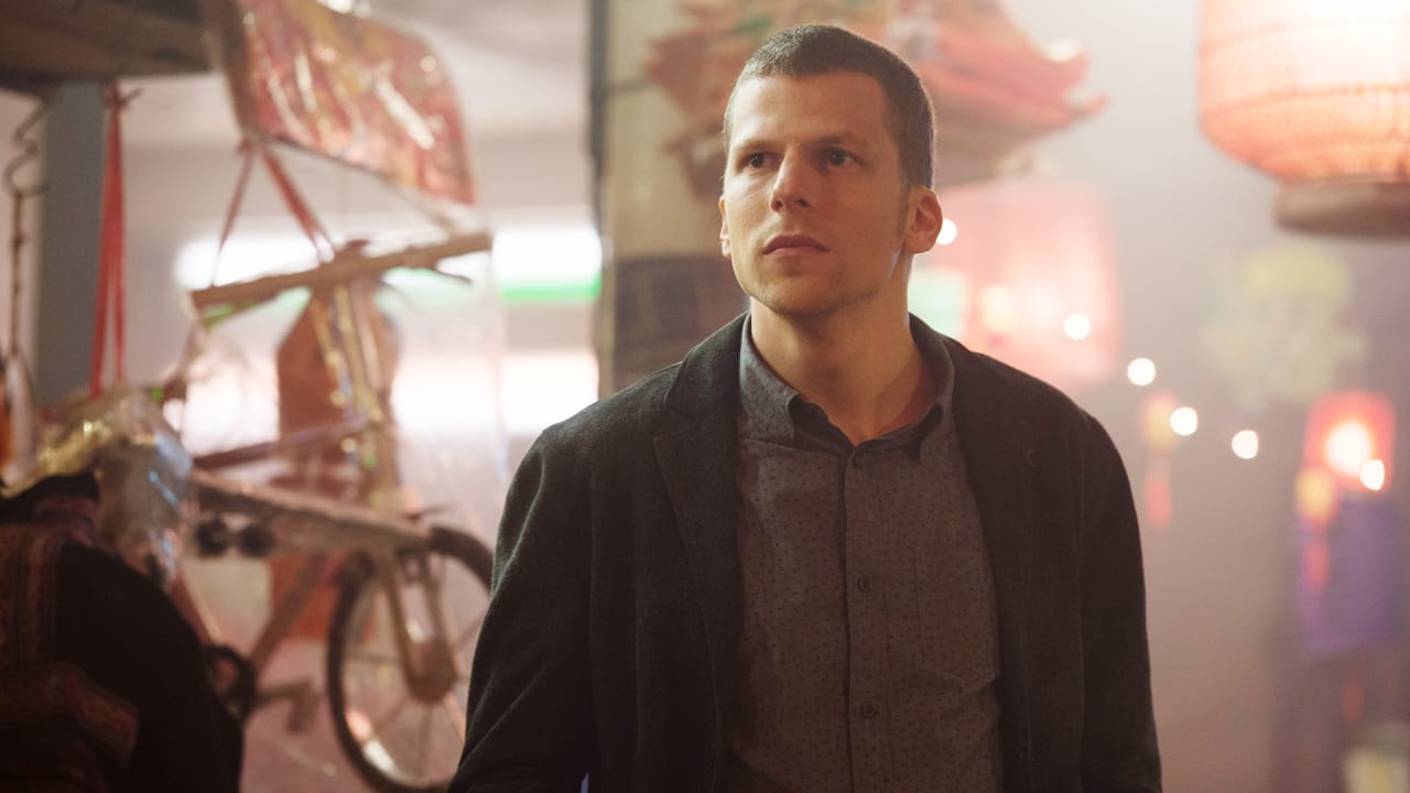 Now You See Him, Too: How Jesse Eisenberg, Actor