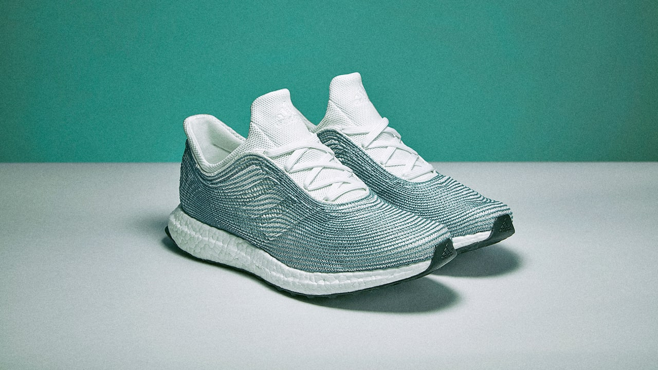 Adidas's New Ocean Plastic Shoes Are Just The Beginning