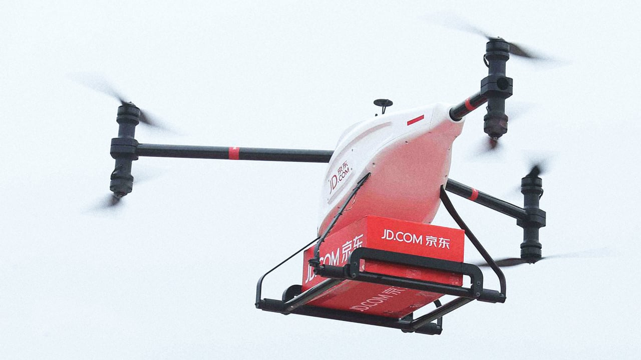 Chinas Delivery Drones Are Already Fulfilling Orders In Rural Regions