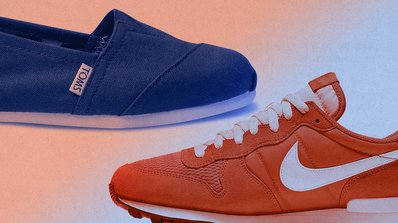Nike Spends Billions On Marketing, But Millennials Still Like Toms More