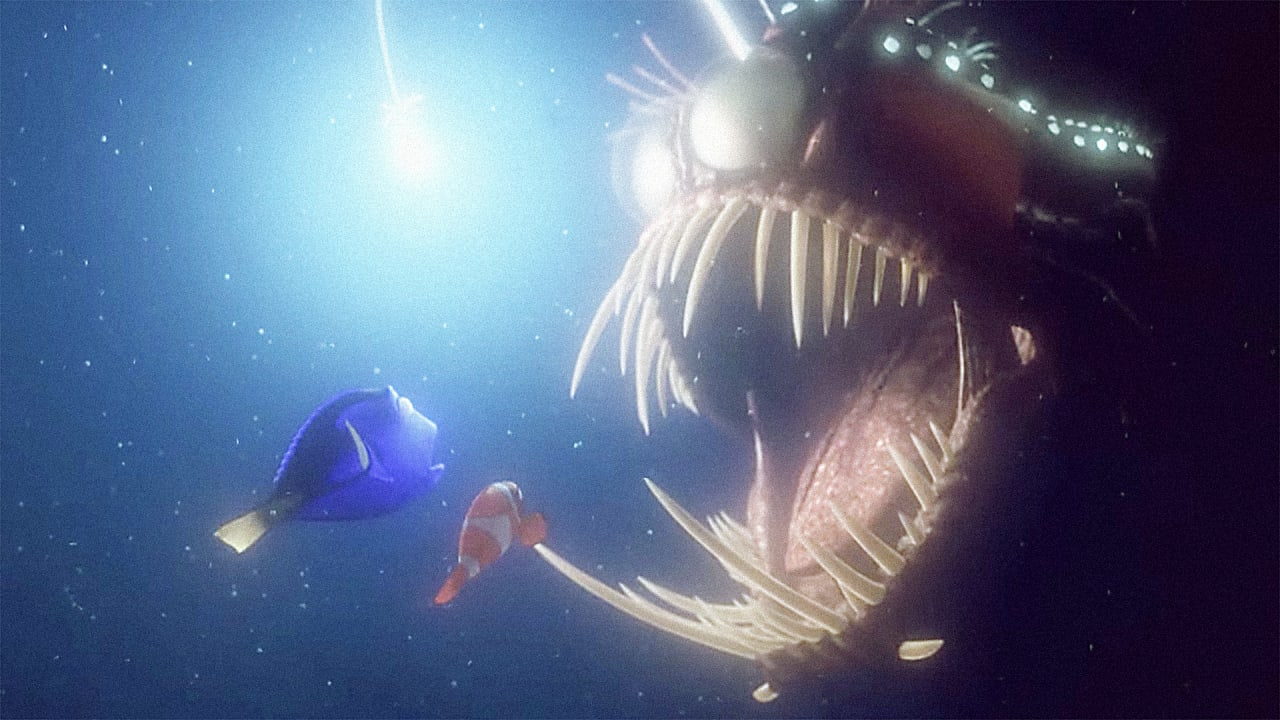 """Finding Dory"" Gets Gory When George R.R. Martin Meets Pixar"